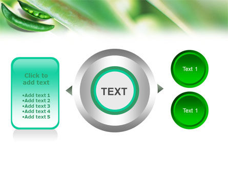 Pea Pod PowerPoint Template Slide 12