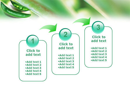 Pea Pod PowerPoint Template Slide 14