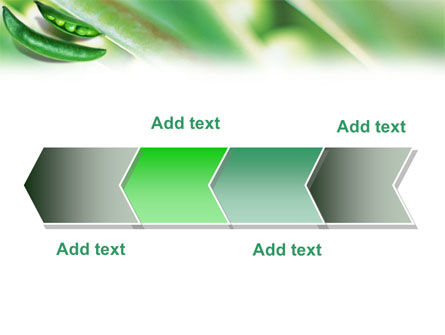 Pea Pod PowerPoint Template Slide 16