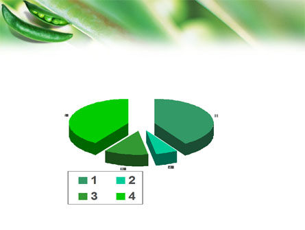 Pea Pod PowerPoint Template Slide 17