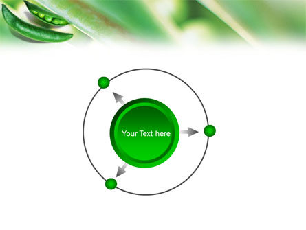 Pea Pod PowerPoint Template Slide 7