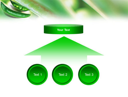Pea Pod PowerPoint Template Slide 8