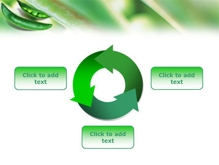 Pea Pod PowerPoint Template Slide 9