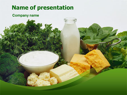 Food & Beverage: Country Food PowerPoint Template #01385