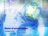 Global: Modello PowerPoint - Visione globale #01389