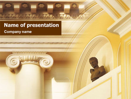 Column PowerPoint Template