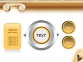 Column PowerPoint Template#12
