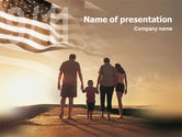Holiday/Special Occasion: Day of Infamy Free PowerPoint Template #01396