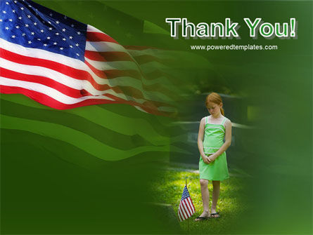memorial day powerpoint template