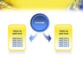 Financial Press PowerPoint Template#4