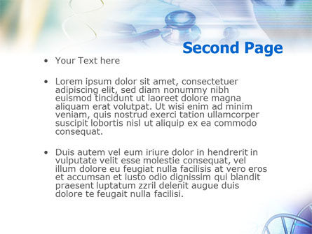 Medical Examination and Prescriptions PowerPoint Template Slide 2