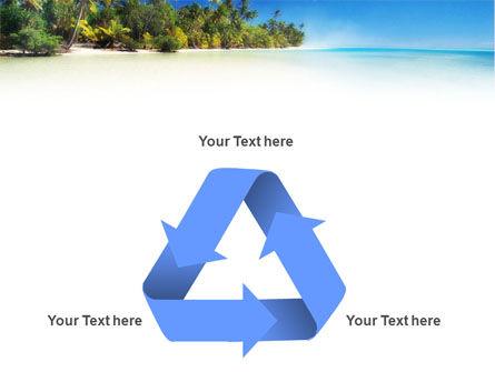 Tropical Beach PowerPoint Template Slide 10