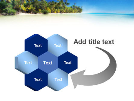 Tropical Beach PowerPoint Template Slide 11