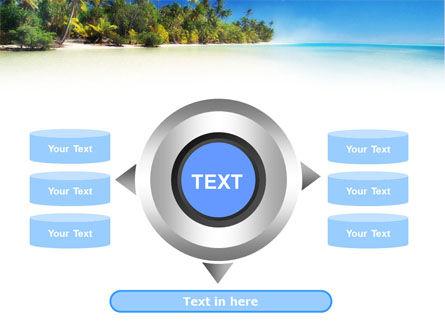 Tropical Beach PowerPoint Template Slide 12