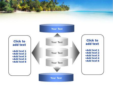 Tropical Beach PowerPoint Template Slide 13