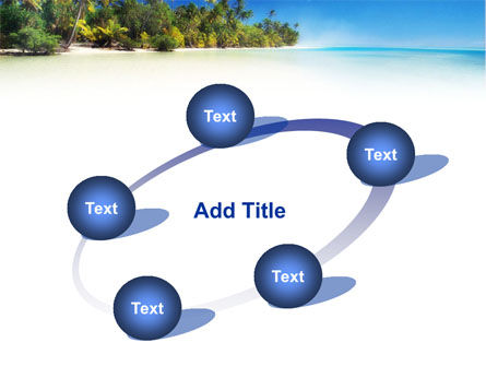 Tropical Beach PowerPoint Template Slide 14
