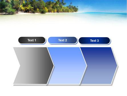 Tropical Beach PowerPoint Template Slide 16