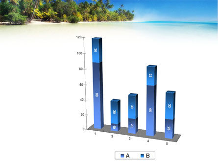 Tropical Beach PowerPoint Template Slide 17