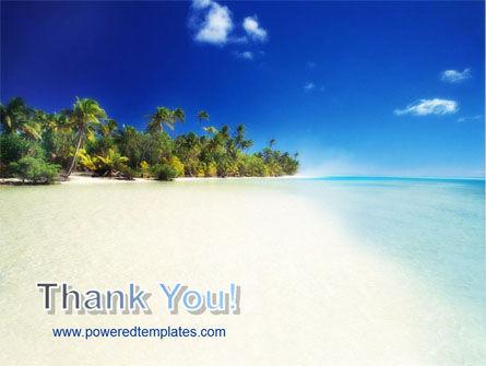 Tropical Beach PowerPoint Template Slide 20