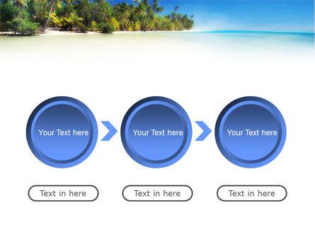 Tropical Beach PowerPoint Template Slide 5