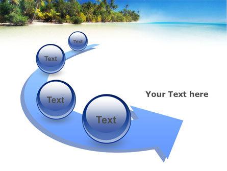Tropical Beach PowerPoint Template Slide 6