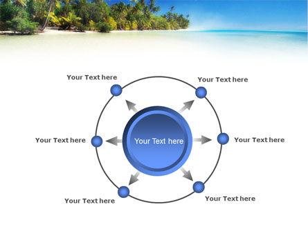Tropical Beach PowerPoint Template Slide 7