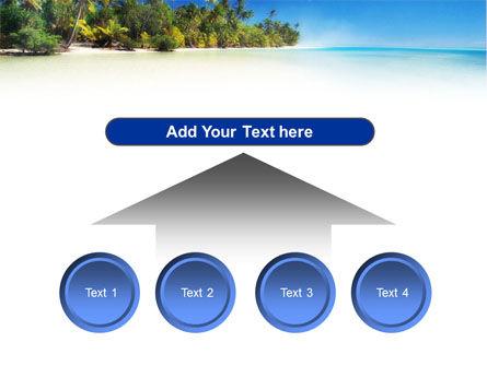 Tropical Beach PowerPoint Template Slide 8