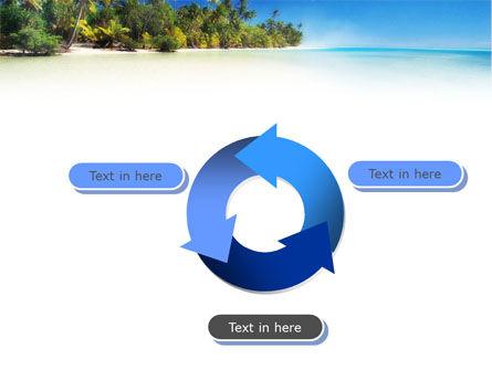 Tropical Beach PowerPoint Template Slide 9
