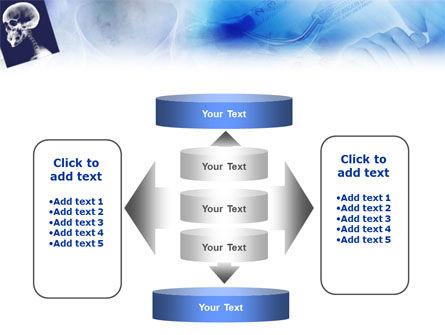 Head Trauma PowerPoint Template Slide 13