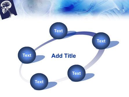Head Trauma PowerPoint Template Slide 14