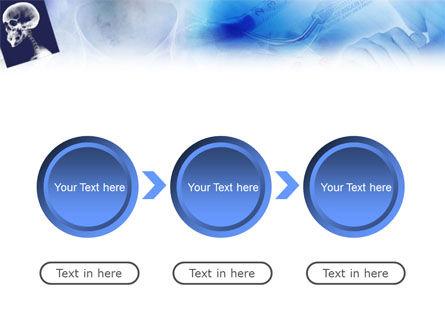 Head Trauma PowerPoint Template Slide 5