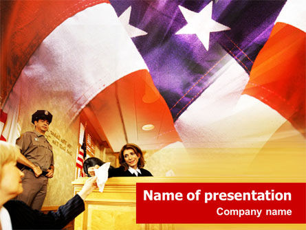 Legal: Legal Services PowerPoint Template #01422