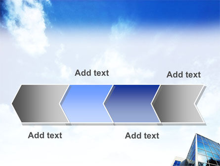 Buildings & Sky PowerPoint Template Slide 16
