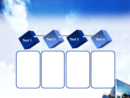 Buildings & Sky PowerPoint Template Slide 18