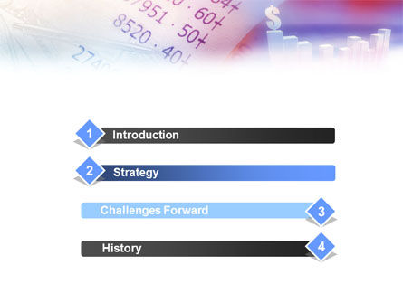 Exchange Rate & Accounting PowerPoint Template Slide 3