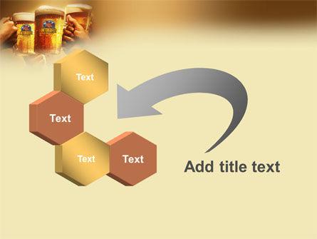 Beer Festivities PowerPoint Template Slide 11