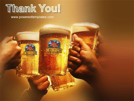 Beer Festivities PowerPoint Template Slide 20