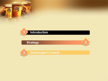 Beer Festivities PowerPoint Template Slide 3