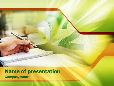 Communicating Business Concepts PowerPoint Template