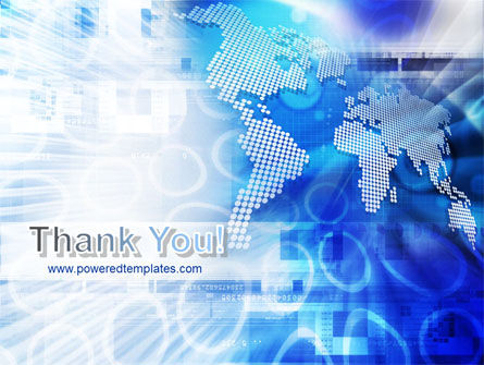Global Theme PowerPoint Template Slide 20