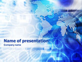 Global: Global Theme PowerPoint Template #01439