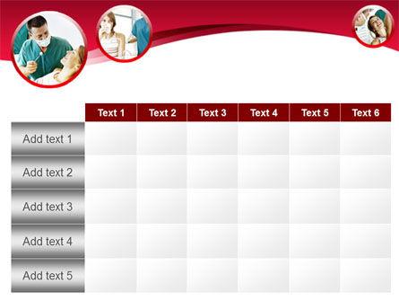 Dental PowerPoint Template Slide 15