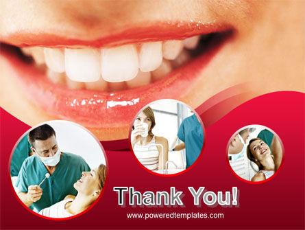 Dental PowerPoint Template Slide 20
