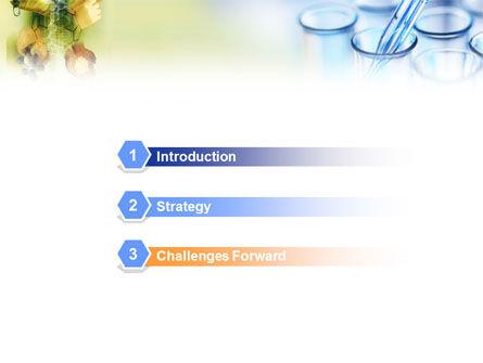 Genetic Engineering PowerPoint Template, Slide 3, 01447, Medical — PoweredTemplate.com