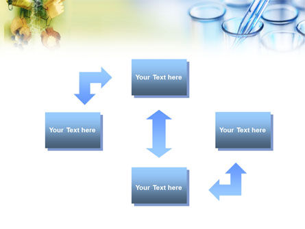 Genetic Engineering Powerpoint Template Backgrounds