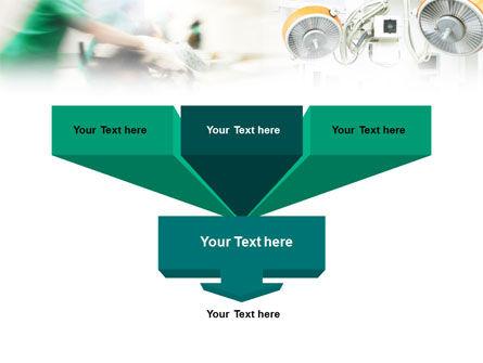 Surgeons Before Surgery PowerPoint Template, Slide 3, 01448, Medical — PoweredTemplate.com