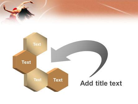 Ballet Dance PowerPoint Template Slide 11