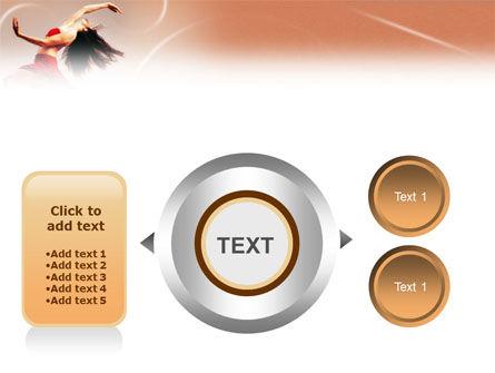 Ballet Dance PowerPoint Template Slide 12