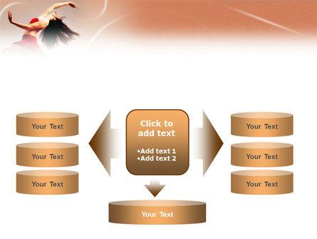 Ballet Dance PowerPoint Template Slide 13