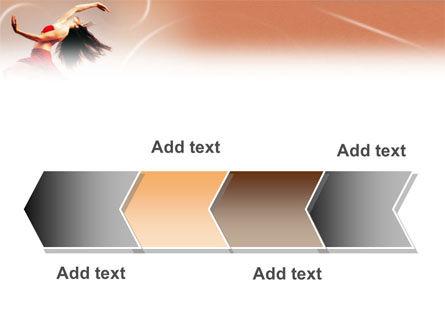 Ballet Dance PowerPoint Template Slide 16
